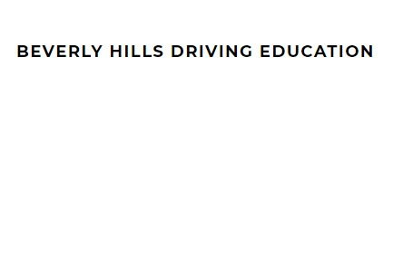 Beverly Hills Driving Education